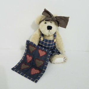Boyds Collection Plush Bear Camomille